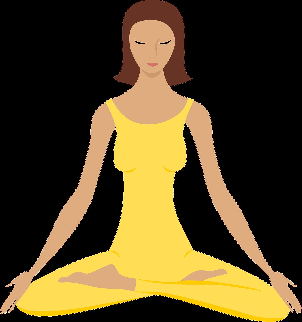 yoga, meditate, meditation